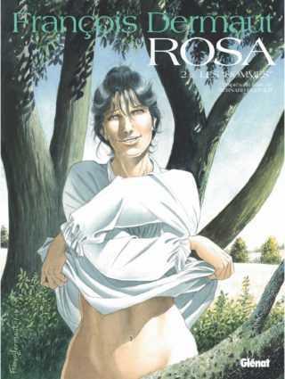 Rosa T2, Dermaut pour une superbe farce chaleureuse