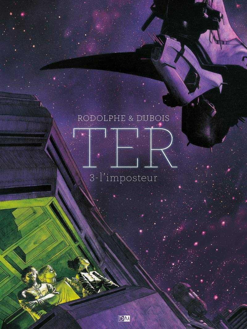 TER T3, le bout du voyage