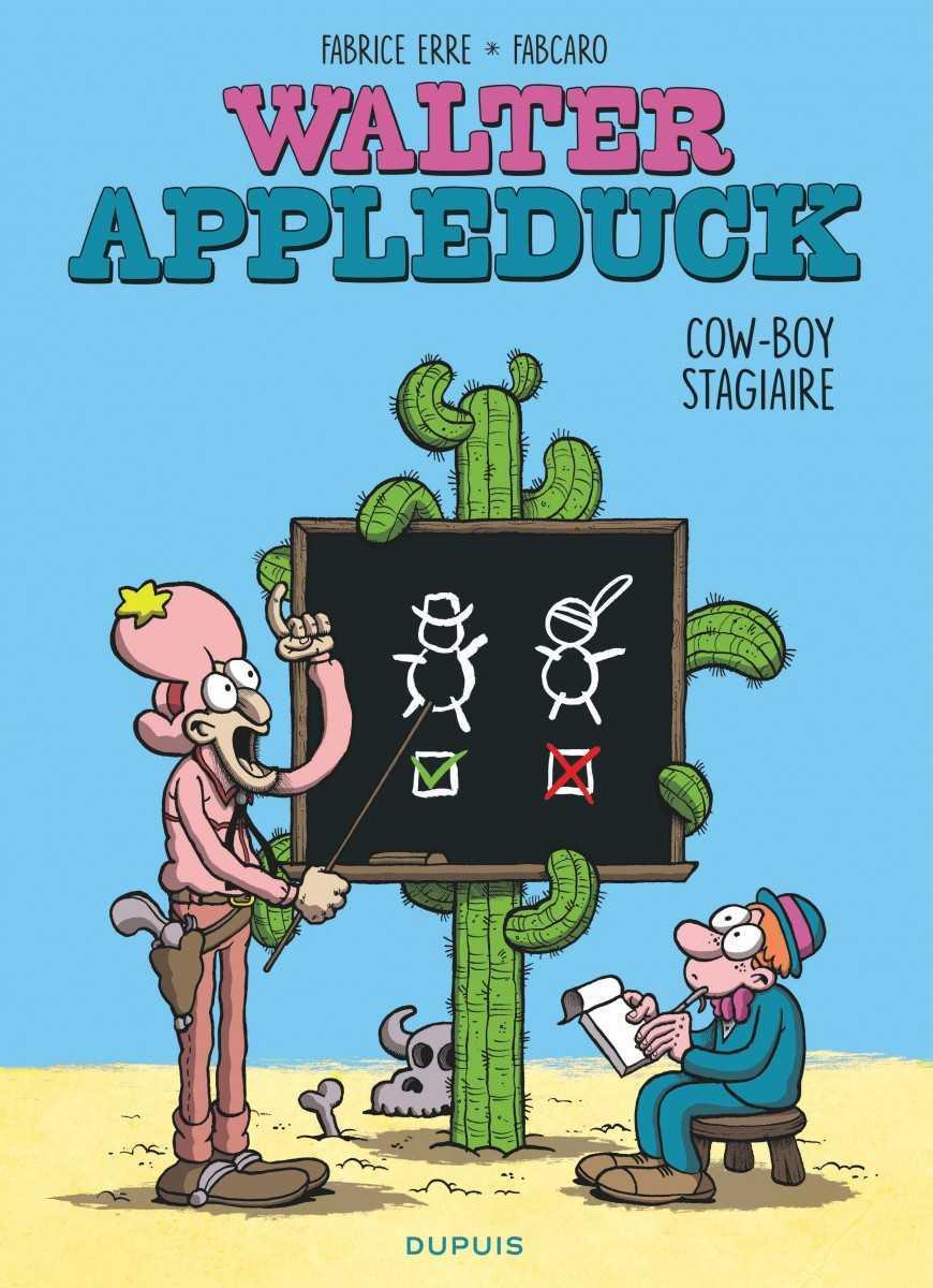 Walter Appleduck, à l'Ouest y'a du nouveau