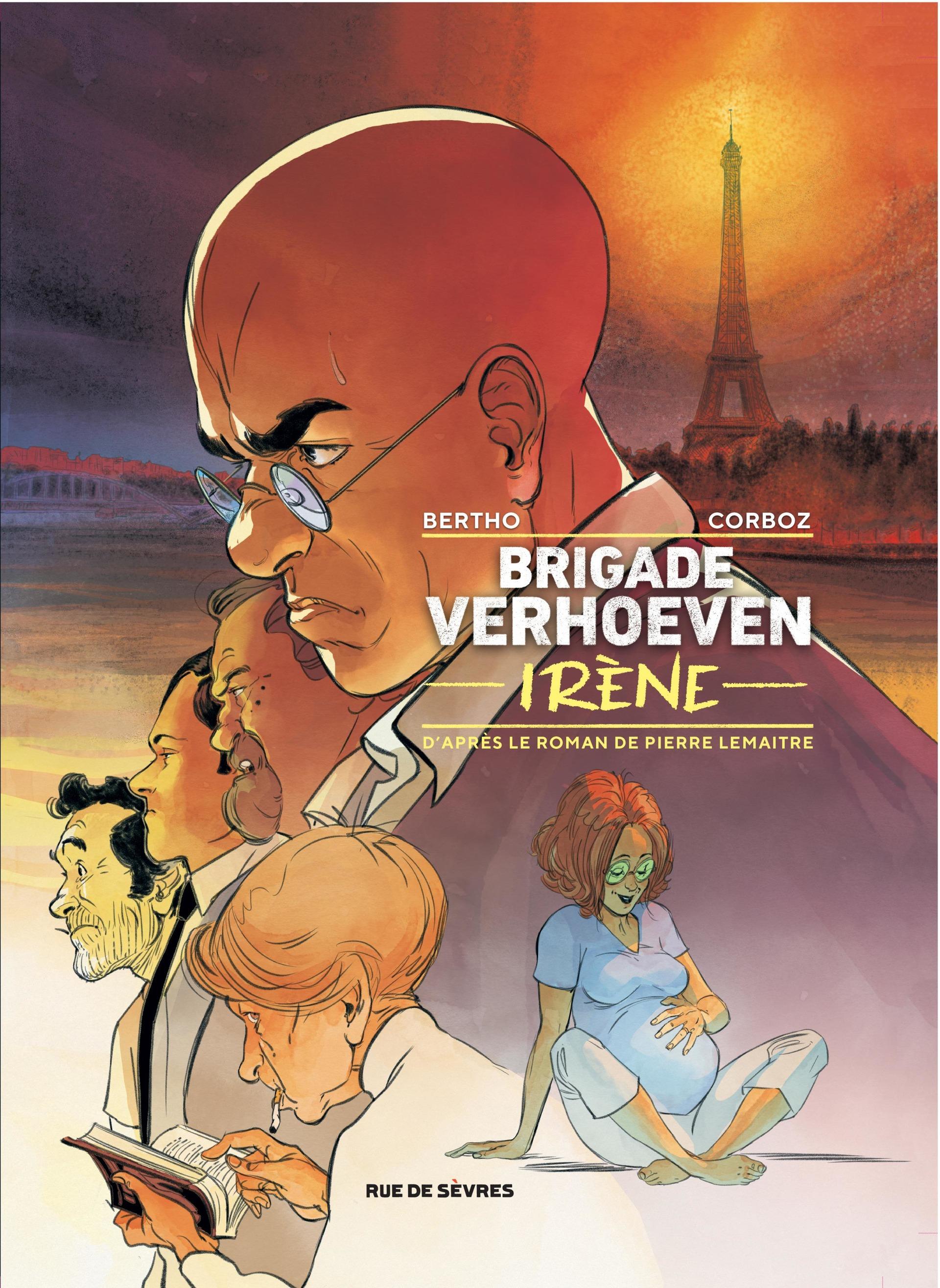 Brigade Verhoeven, Irène, échec au roi