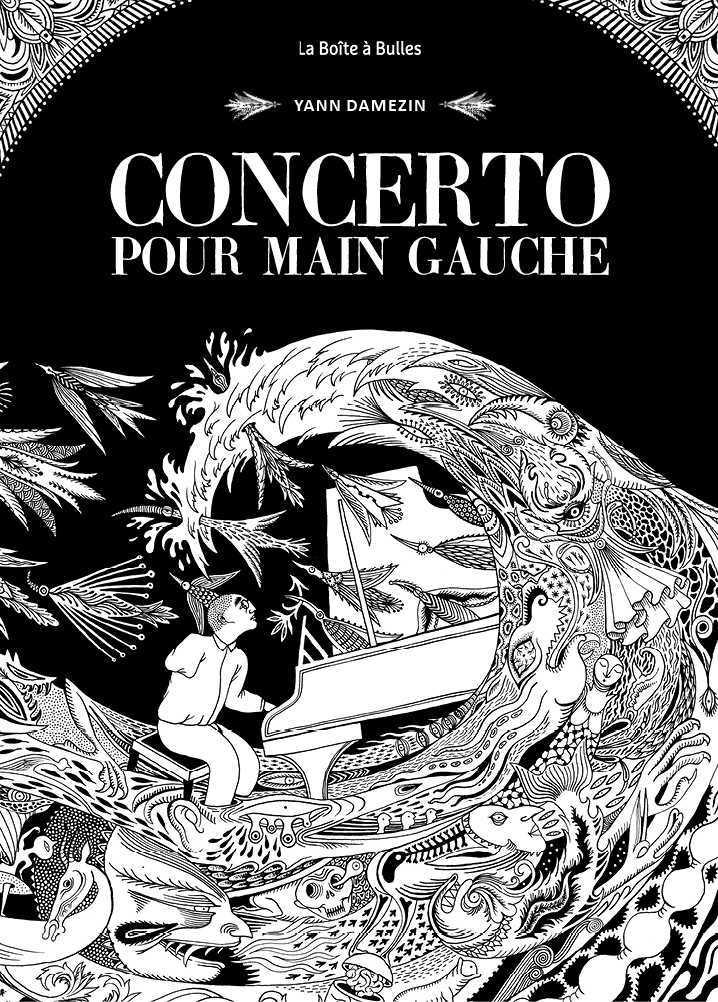 Concerto pour main gauche, tout pour la musique