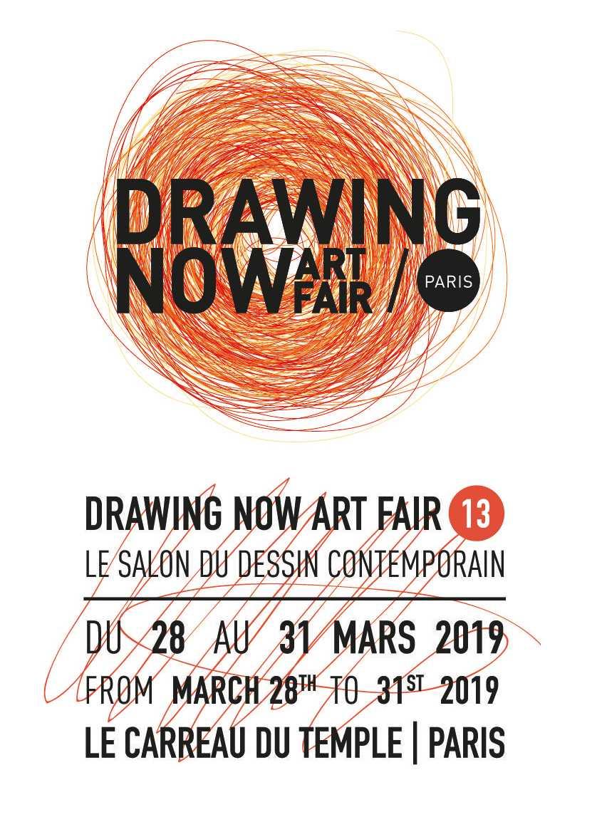 Huberty & Breyne à Drawing Now Art Fair avec Claire Bretécher, Catherine Meurisse et Aude Picault