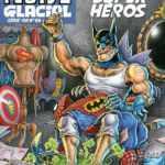 Fluide Glacial cultive les super-héros et non des moindres