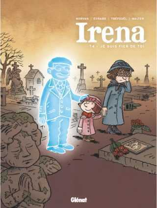 Irena T4, l'insurrection de Varsovie