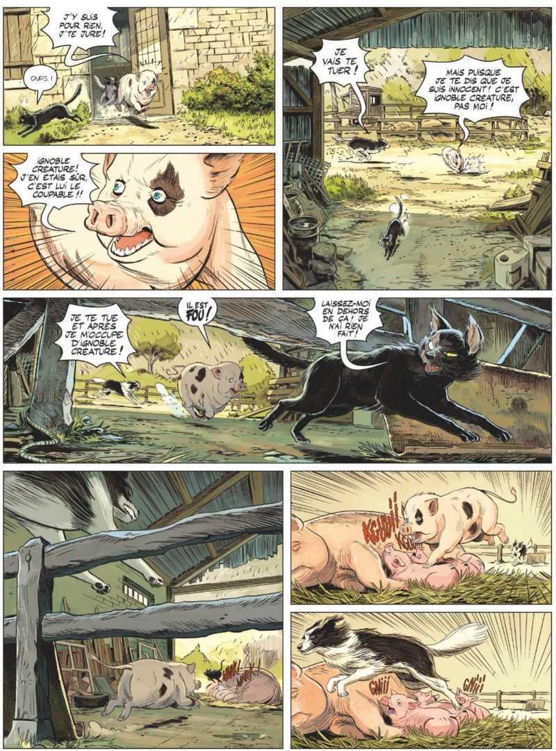 À mort, les vaches !