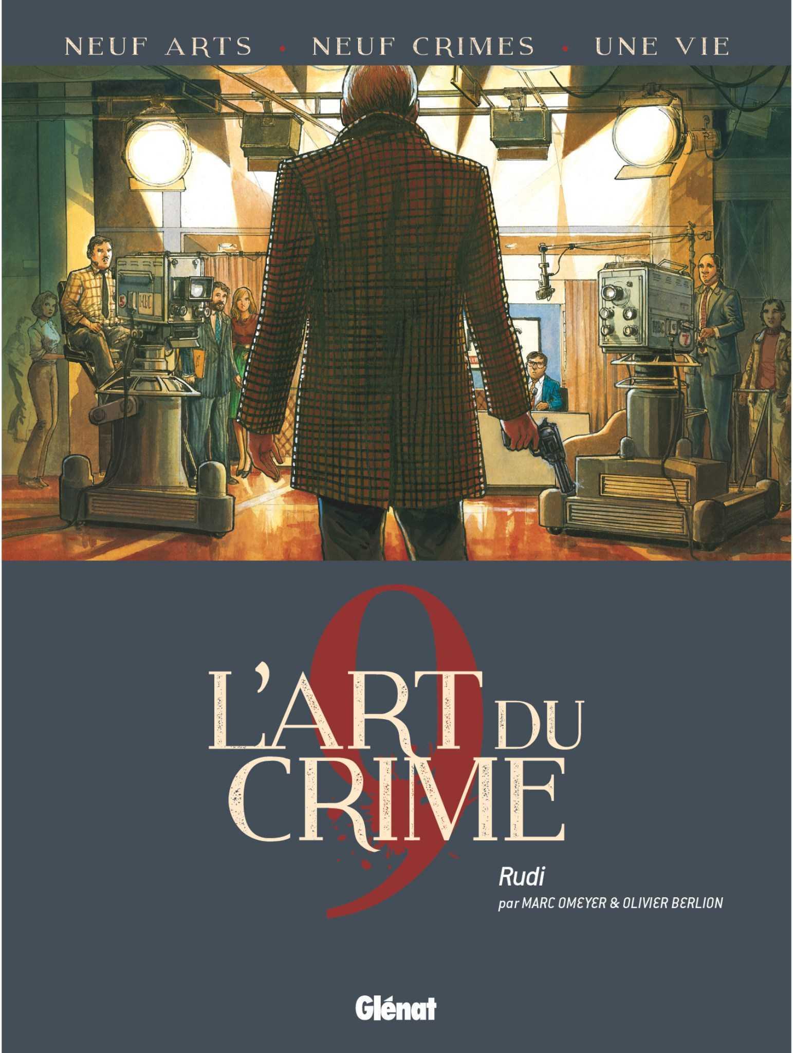 L'Art du crime T9, le dénouement avec Berlion et Omeyer