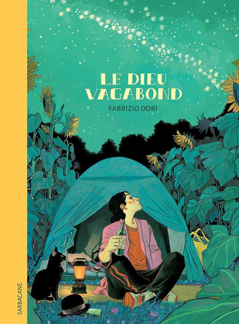 Le Dieu Vagabond remporte le prix Ouest-France / Quai des Bulles 2019