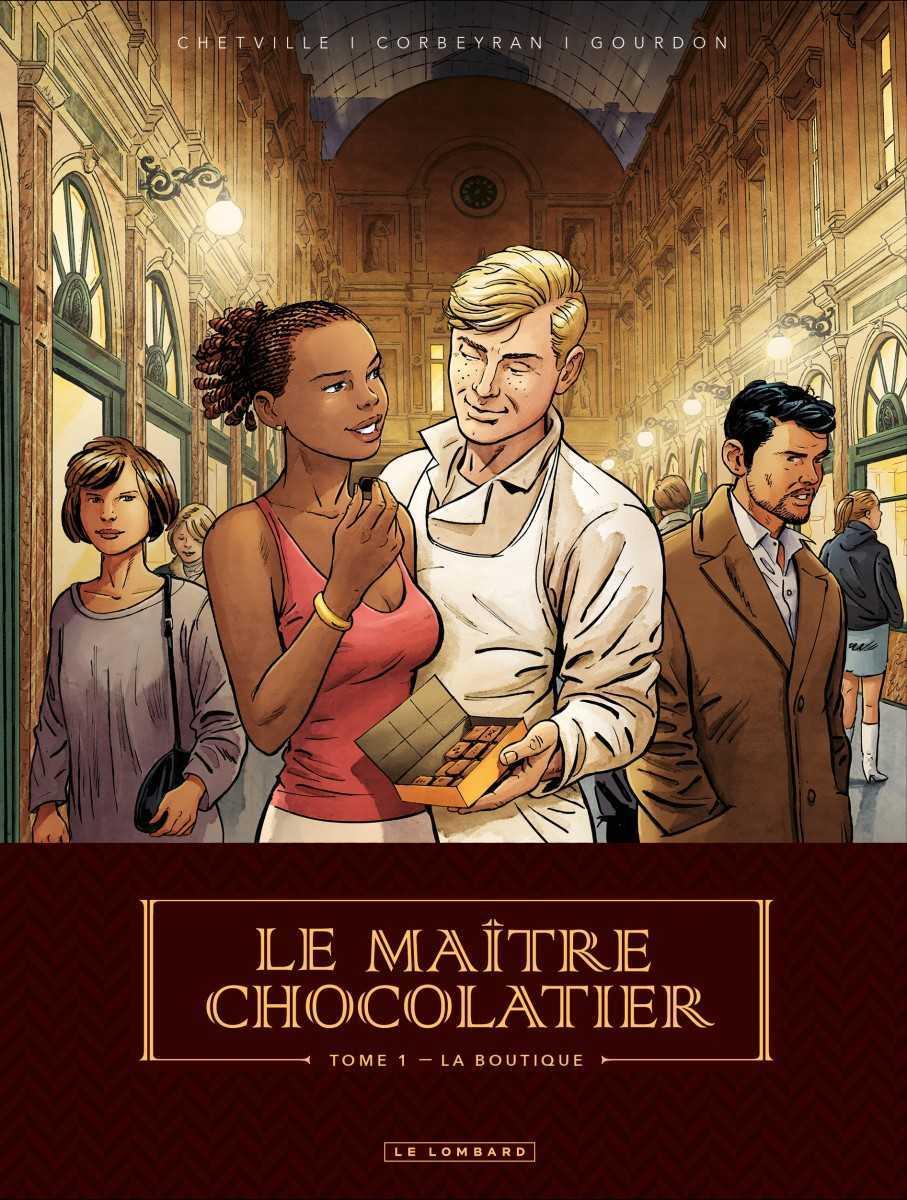 Le Maître Chocolatier, la fève gourmande