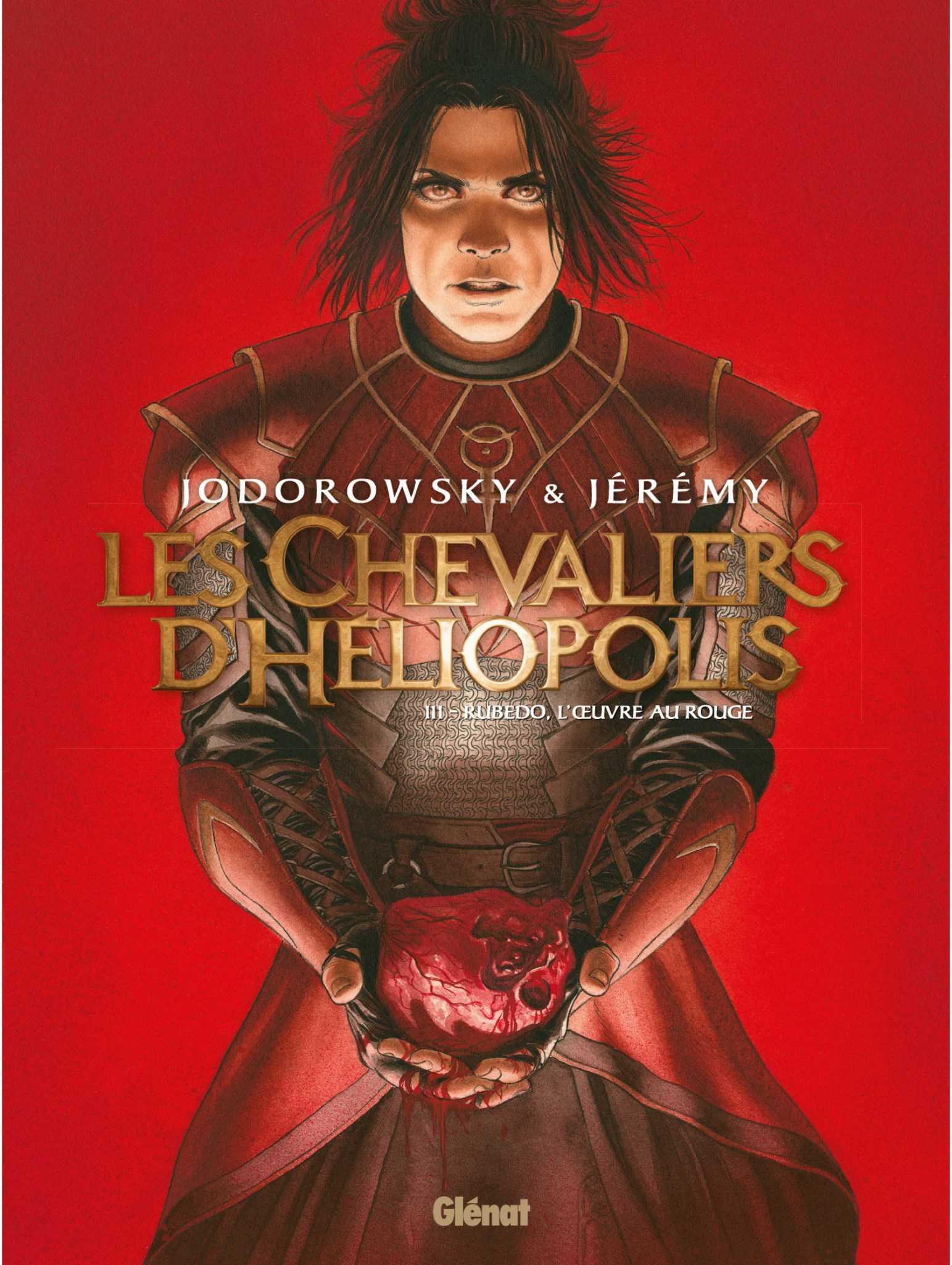 Les Chevaliers d'Héliopolis T3, Napoléon sauveur du monde