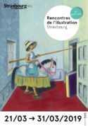 Rencontres de l'Illustration de Strasbourg, Blutch en vedette du 21 au 31 mars 2019
