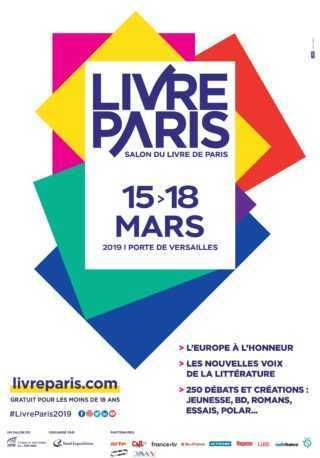 Salon du Livre de Paris 2019