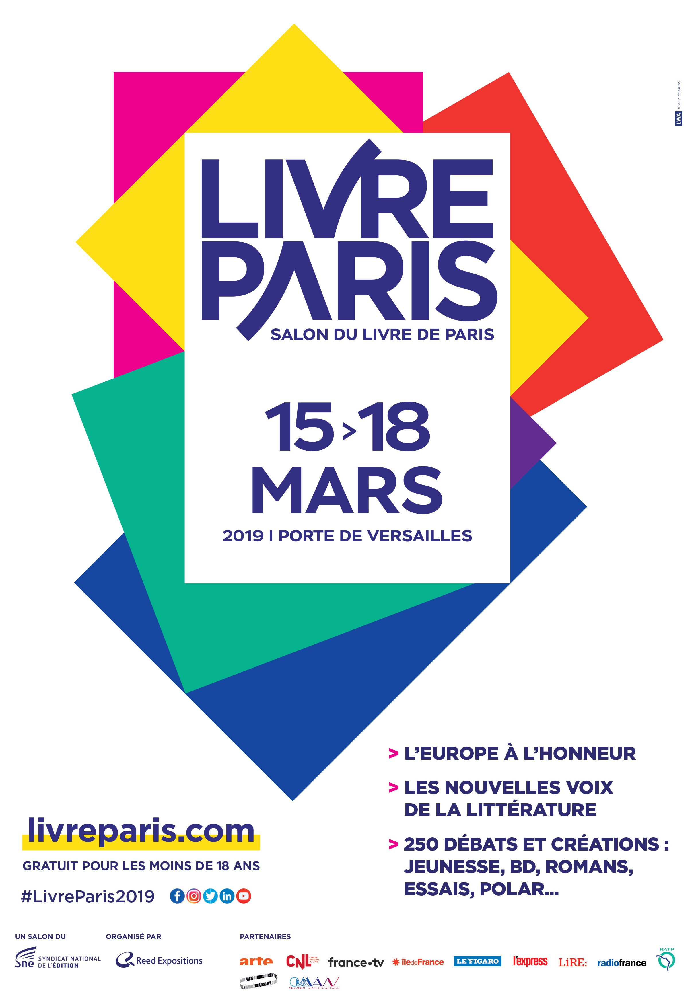 Salon du Livre de Paris 2019, la BD s'interroge