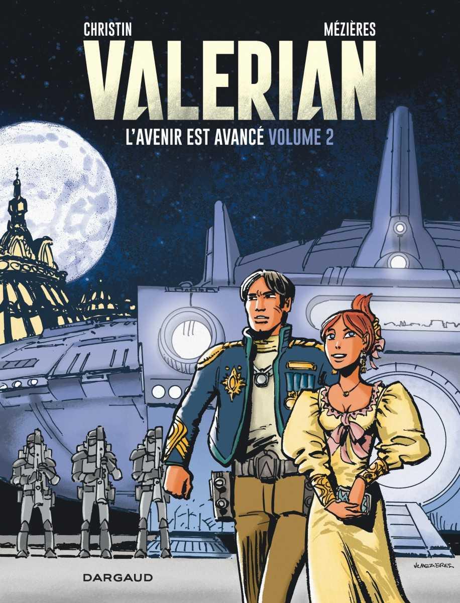 Valérian, l'avenir est avancé T2, une réussite