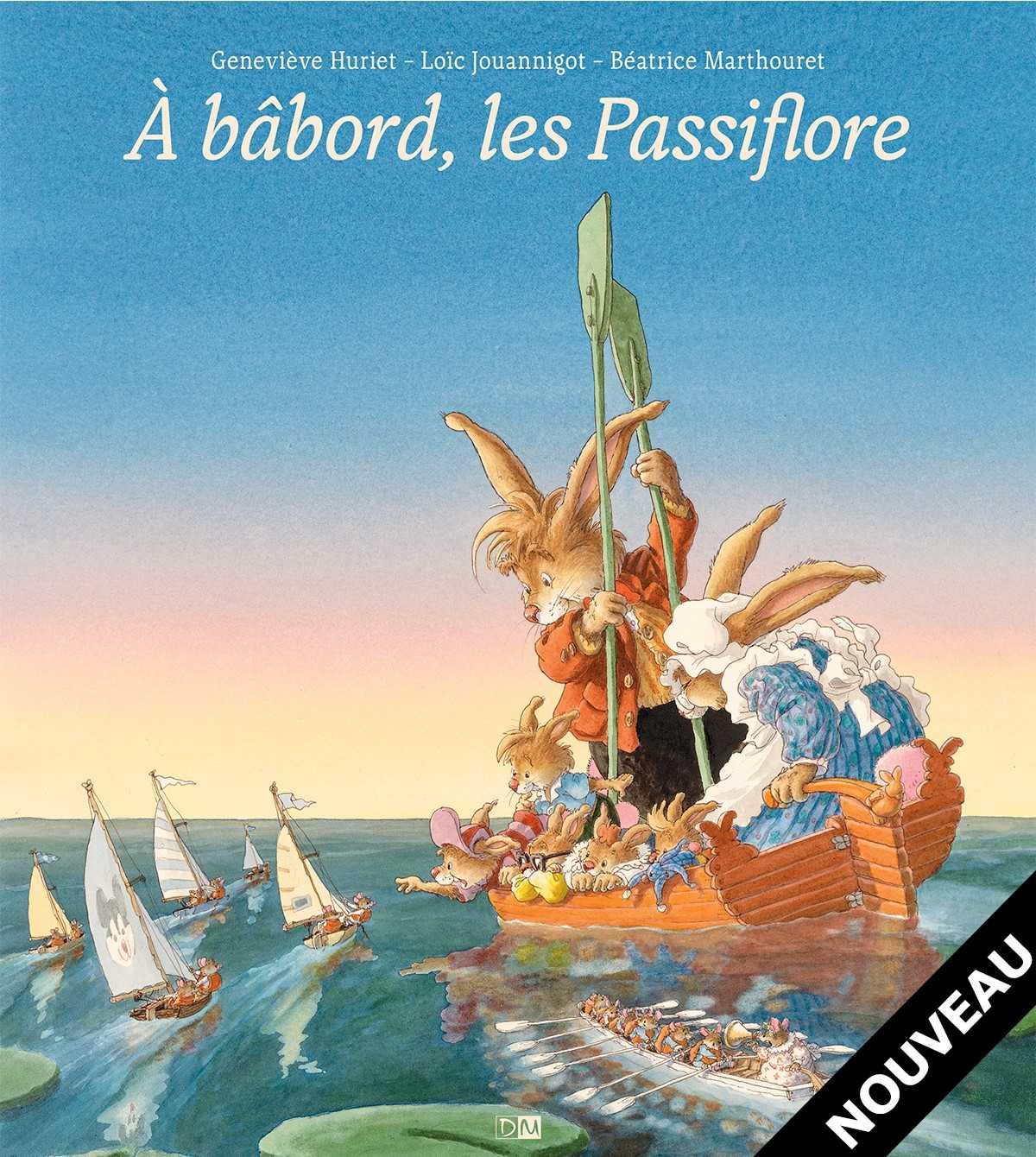 À Bâbord, les Passiflore et l'arche de Noé