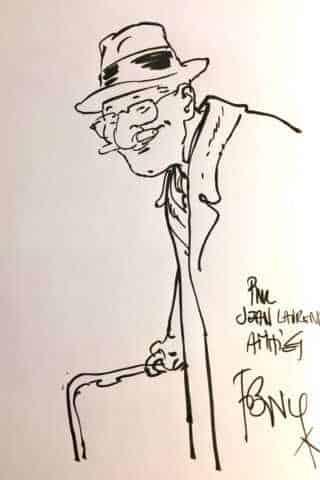Dédicace de François Boucq
