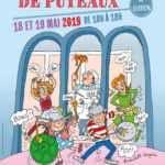 Festival BD de Puteaux, une 16e édition en forme d'album de famille les 18 et 19 mai 2019