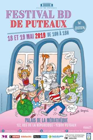 Festival BD de Puteaux 2019