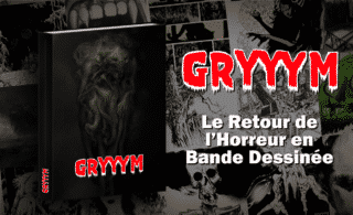 Gryyym va sortir du caveau et réinvestir la BD horrifique avec un casting d'enfer