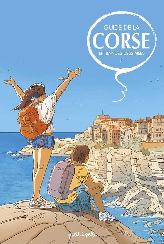 Guide de la Corse en BD
