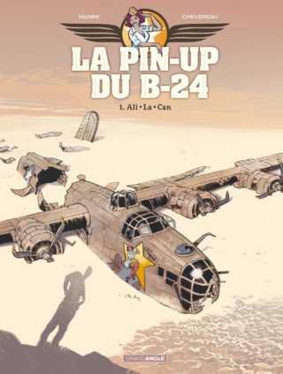 La Pin-up du B-24, Ali-La-Can la protectrice
