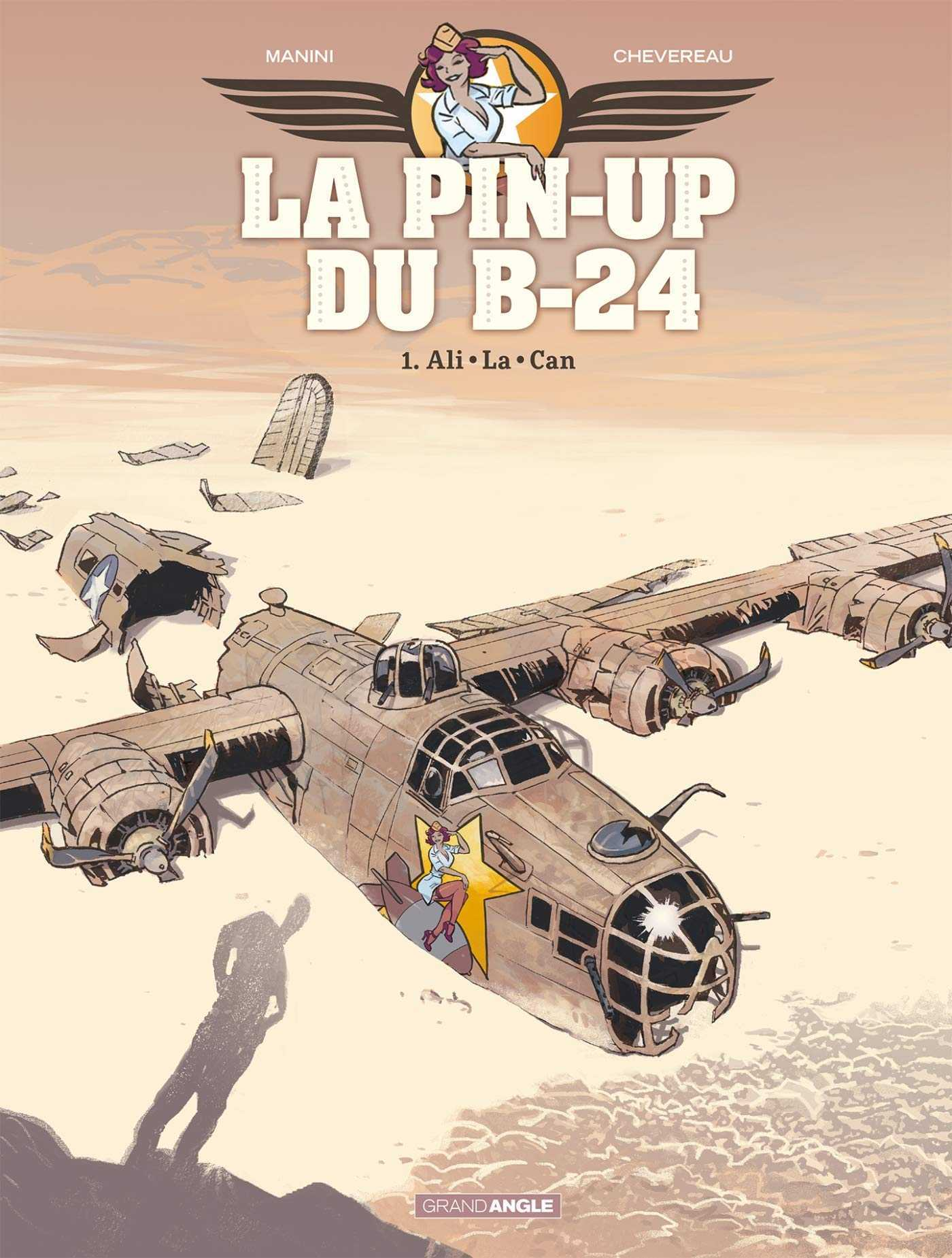 La Pin-up du B-24, Ali-La-Can la protectrice