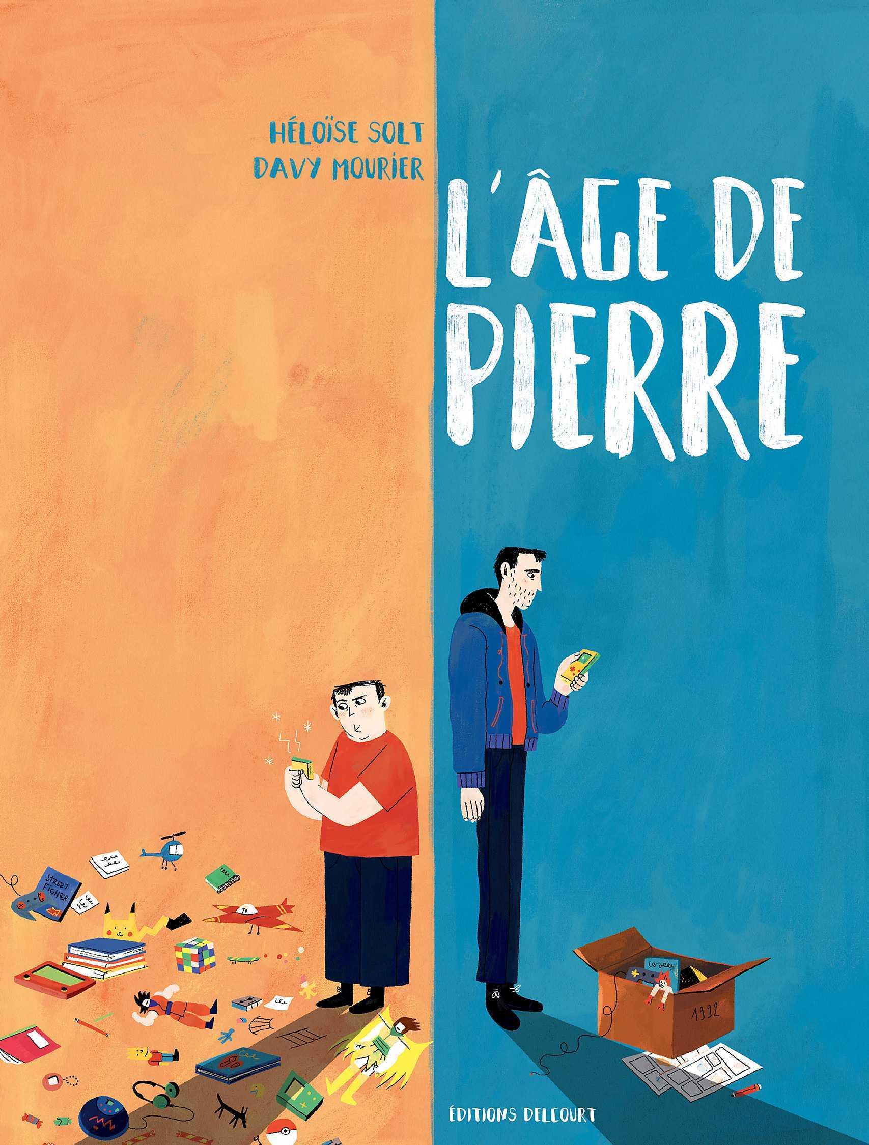 L'Âge de Pierre, histoire d'amour ne dure...