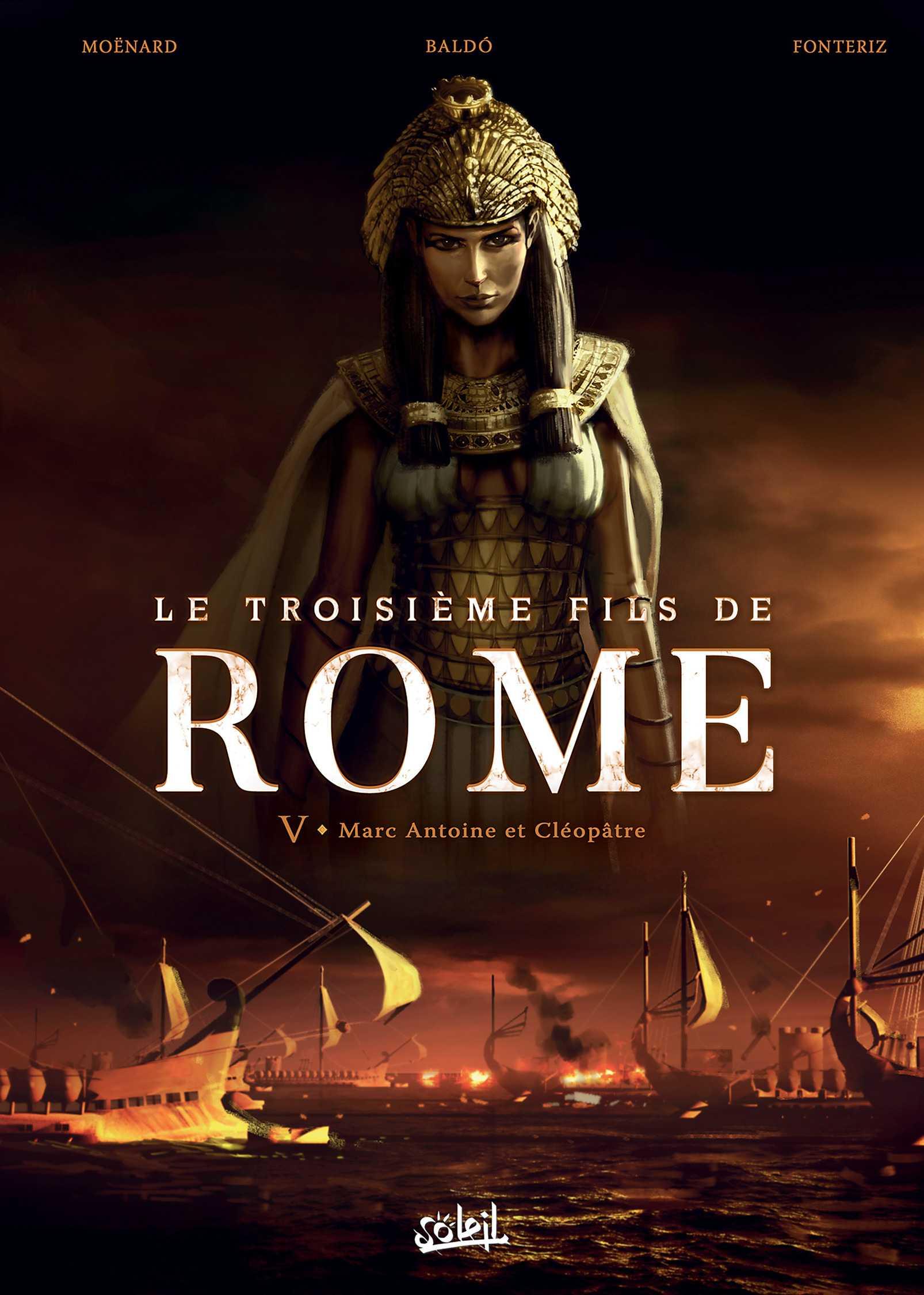 Le Troisième Fils de Rome T5, le gagnant est...