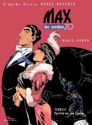 Rubén del Rincón en dédicace pour le tome 2 de Max chez BD et Cie à Narbonne le 13 avril 2019