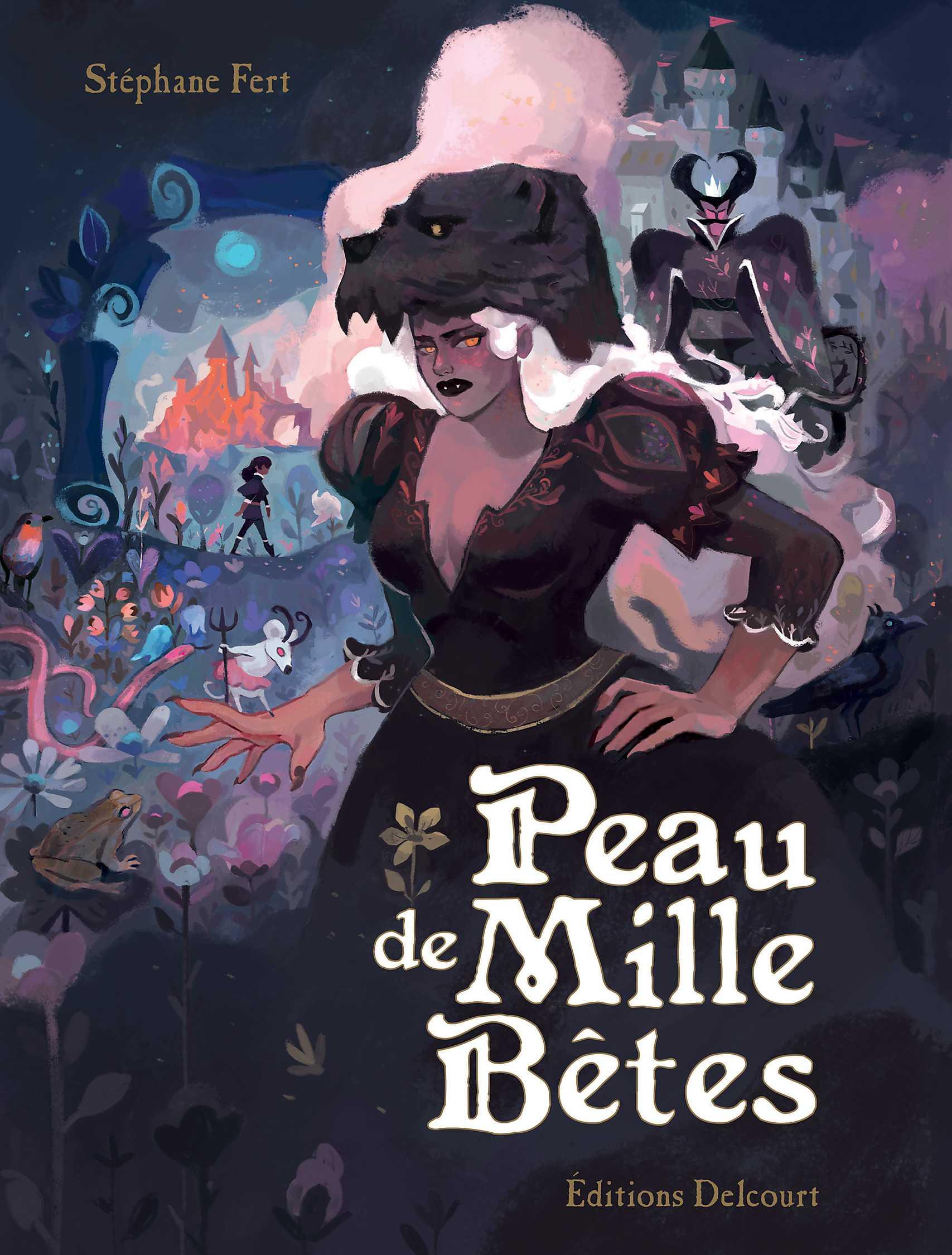 Peau de Mille Bêtes, un conte enchanté et enchanteur