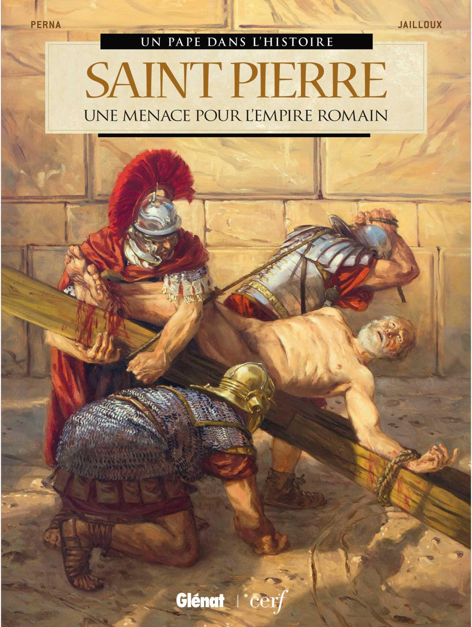 Un pape dans l'Histoire, Saint Pierre, sur cette pierre