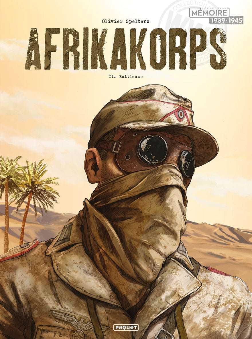 Afrikakorps, le Renard du désert attaque