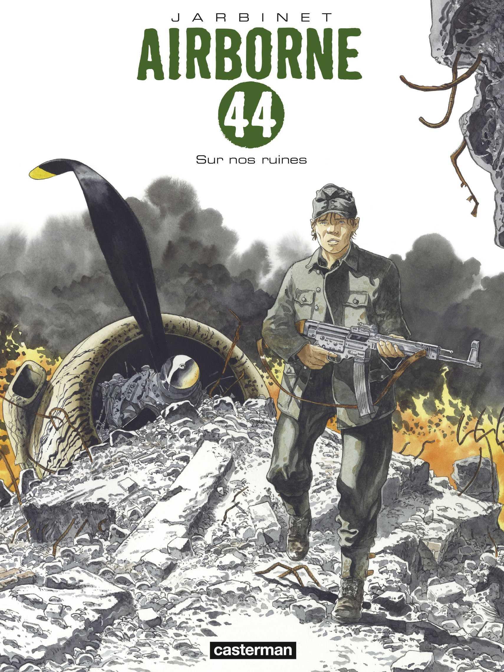 Airborne 44 T8, la course à la vie