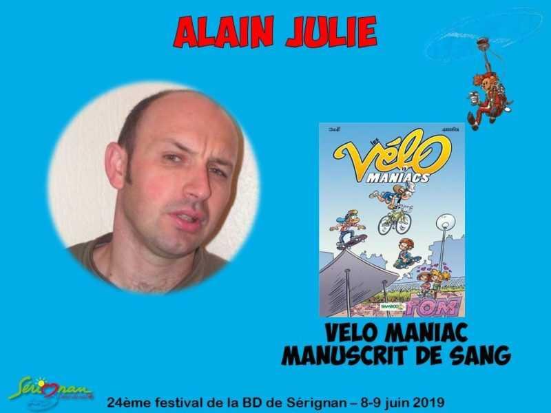 Alain Julié