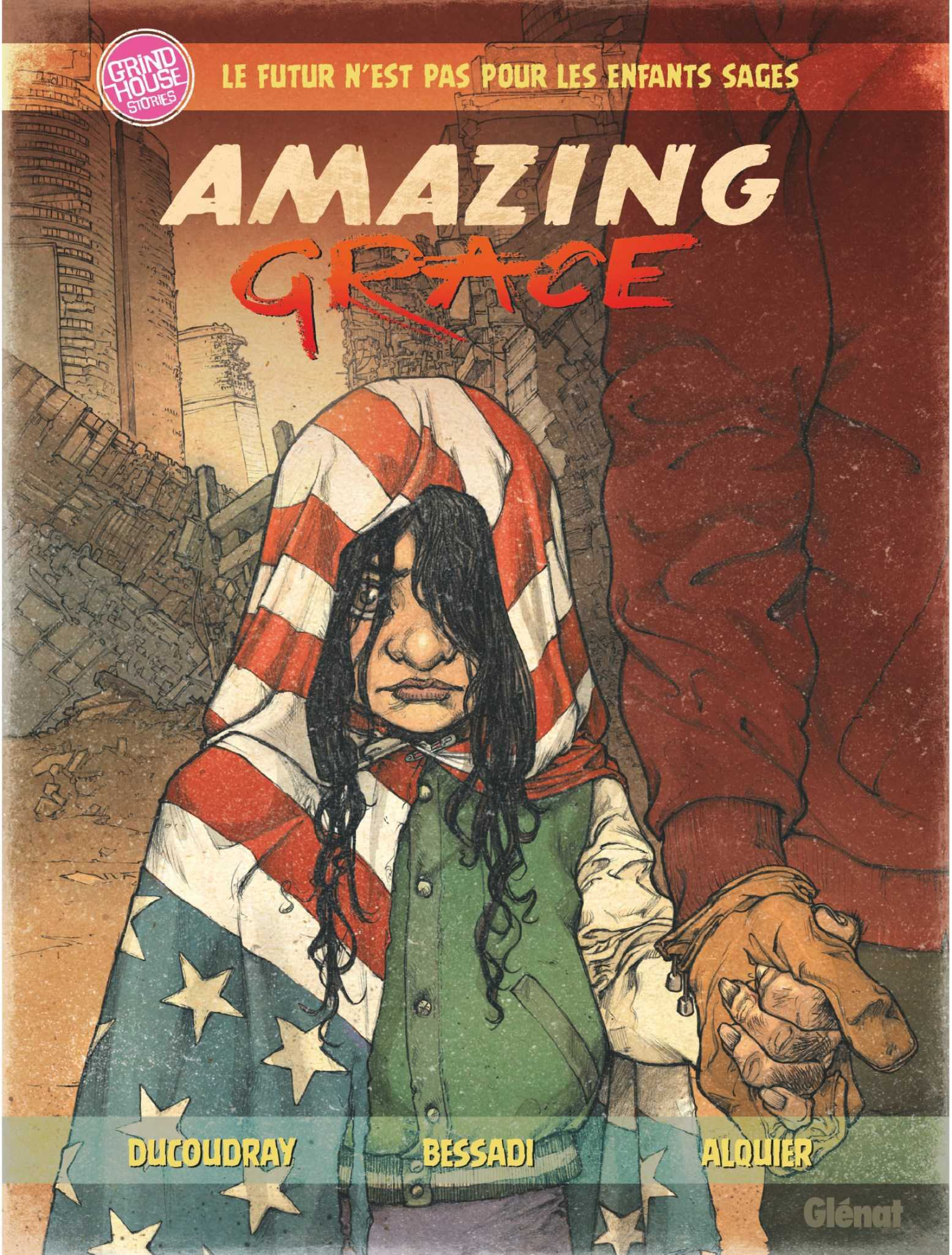 Amazing Grace, bonheur, terreur