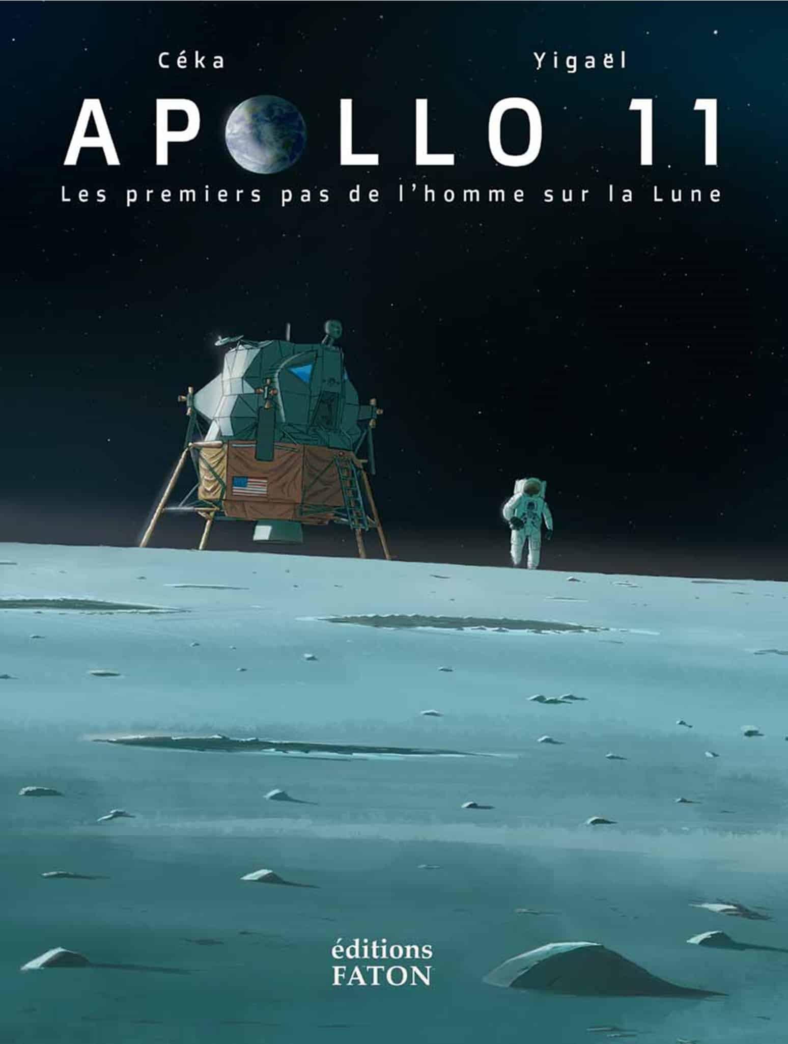 Apollo 11, 50 ans déjà qu'on marchait sur la Lune