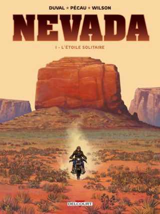 Nevada, Colin Wilson revient aux fondamentaux