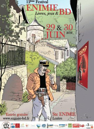 Festival BD de Sainte-Enimie 2019