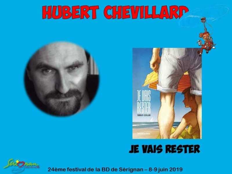 Hubert Chevillard