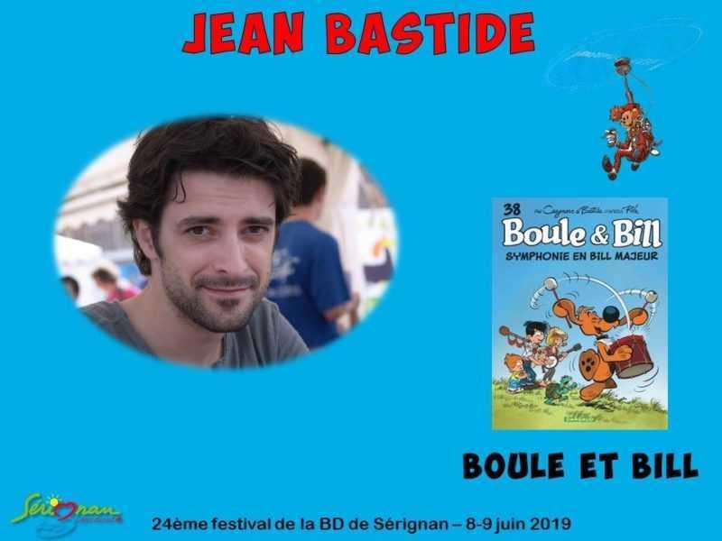 Jean Bastide