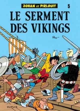 Le Serment des Vikings
