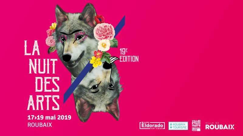 Nuit des Arts de Roubaix 2019