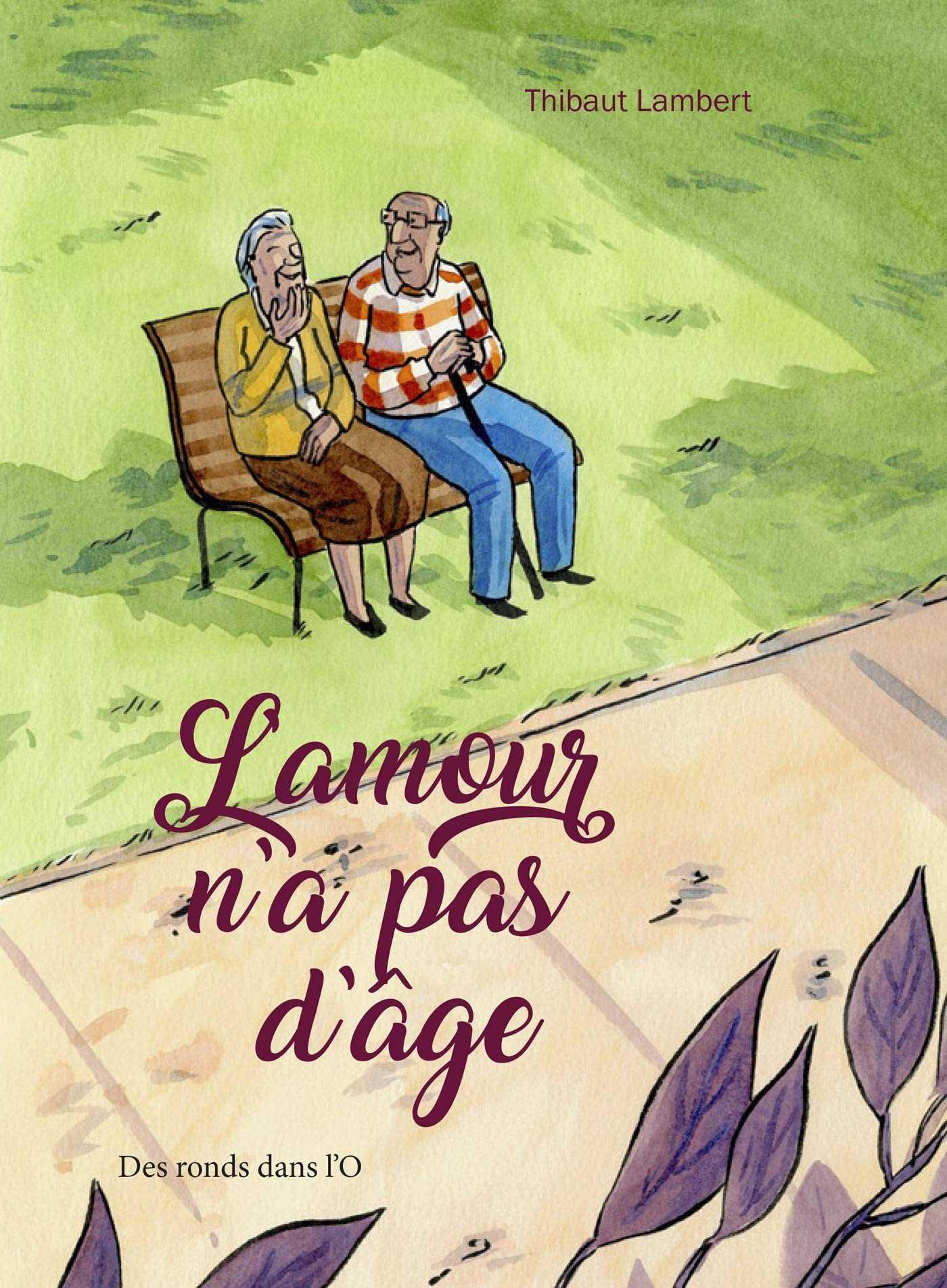 L'amour n'a pas d'âge, un beau roman