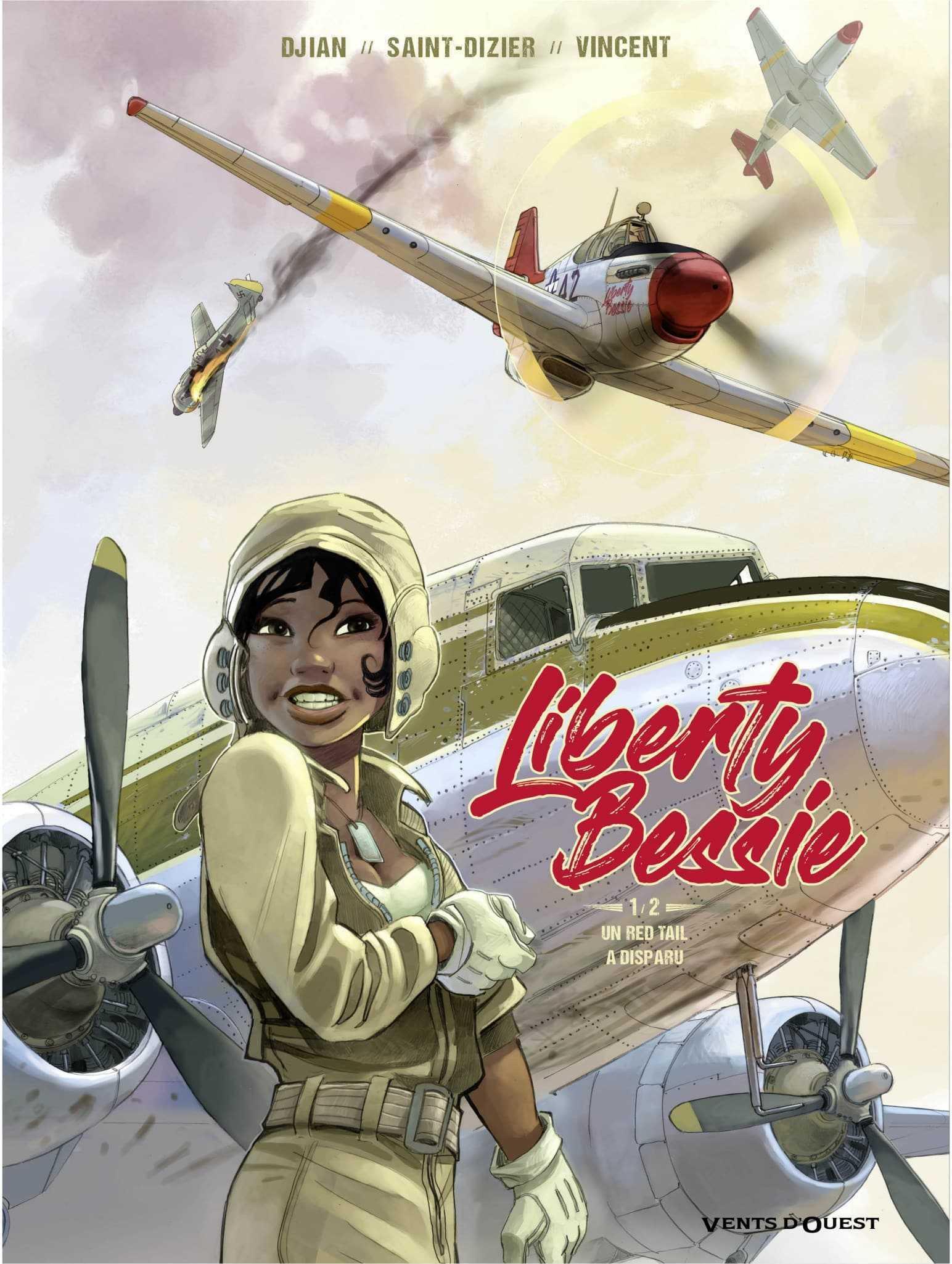 Liberty Bessie, le ciel est à elle