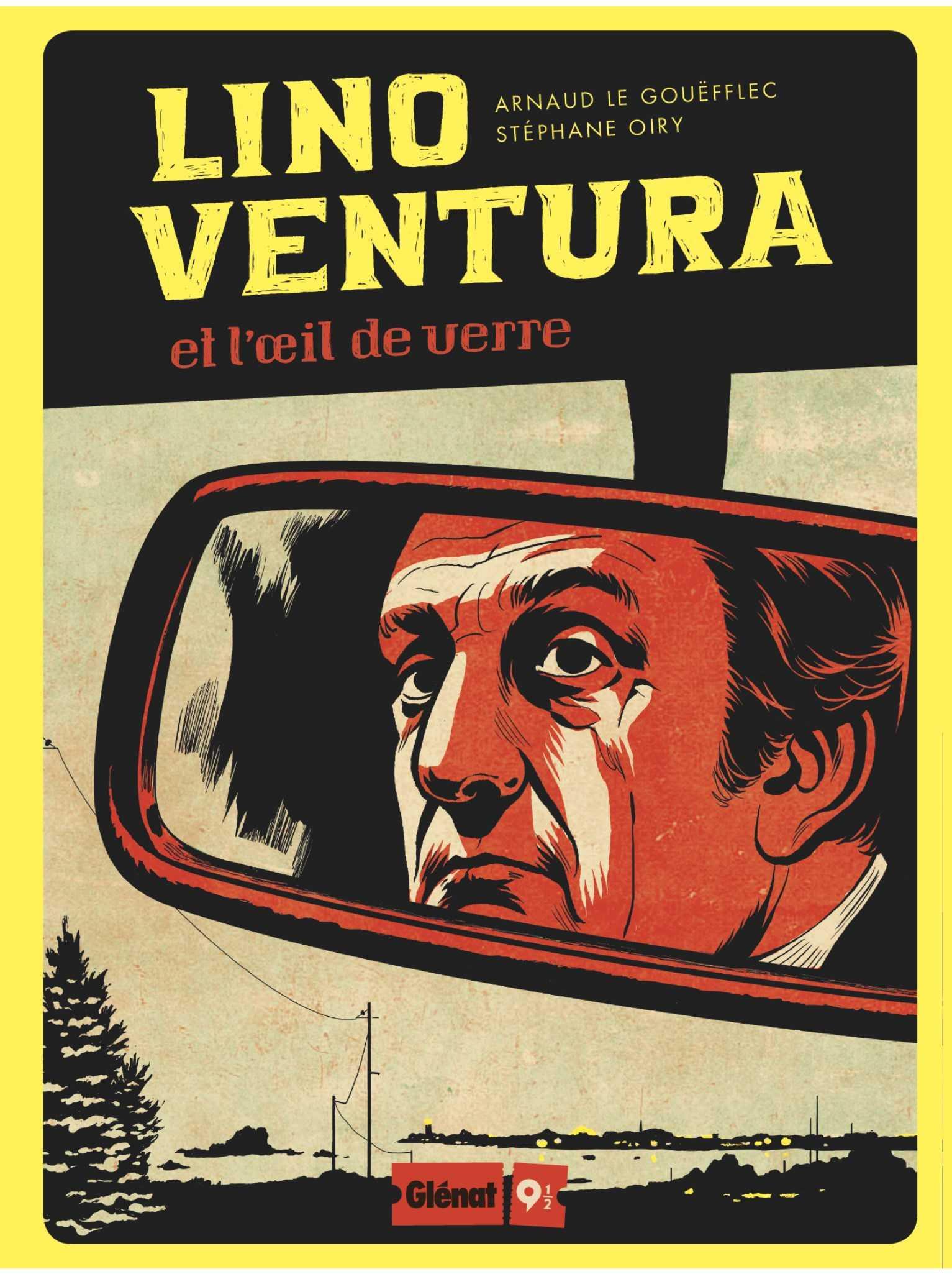 Lino Ventura, une petite tête de Parmesan