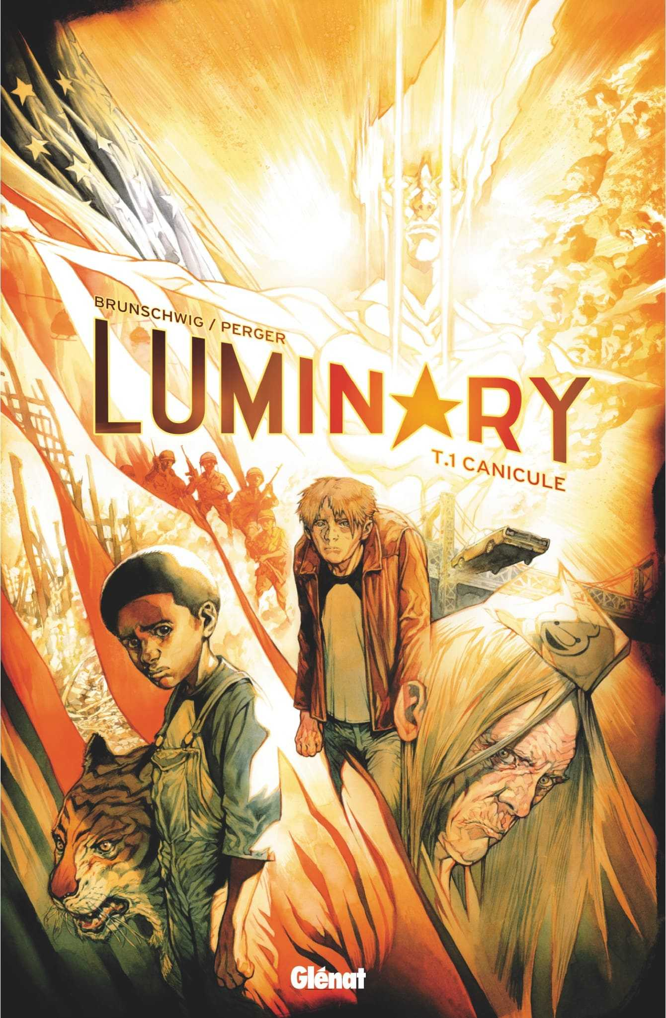 Luminary, un héros lumineux