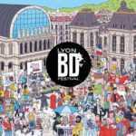 14e Lyon BD Festival, les 8 et 9 juin 2019, un carrefour incontournable du 9e Art
