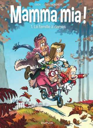 Mamma Mia, drôles de dames