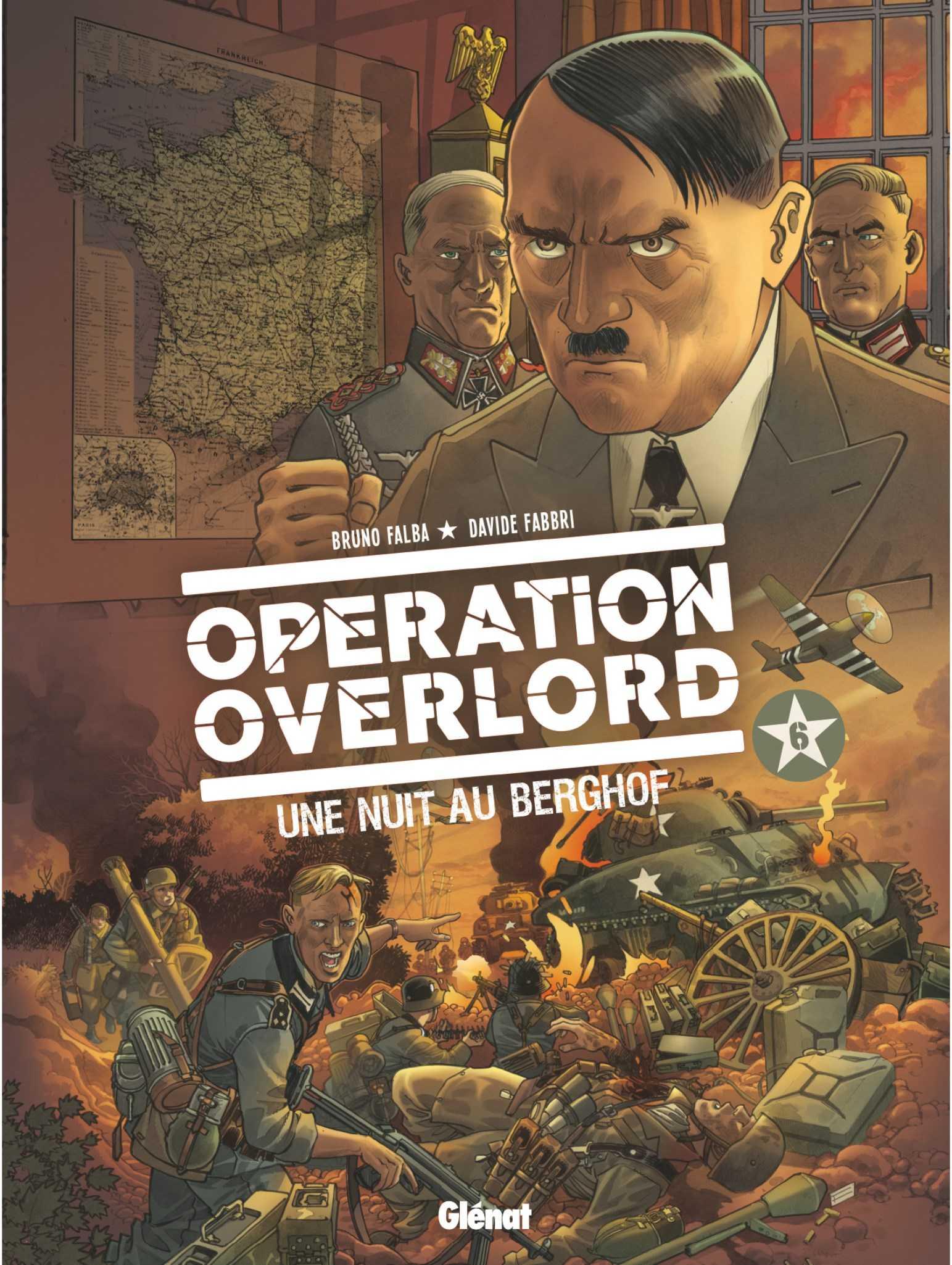 Opération Overlord T6, pourquoi Hitler n'y a pas cru le 6 juin 1944