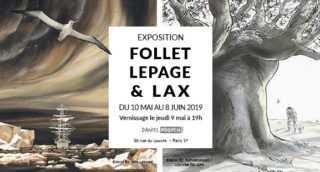 René Follet, Emmanuel Lepage et Christian Lax