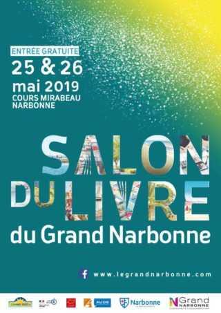 Salon du Livre du Grand Narbonne 2019